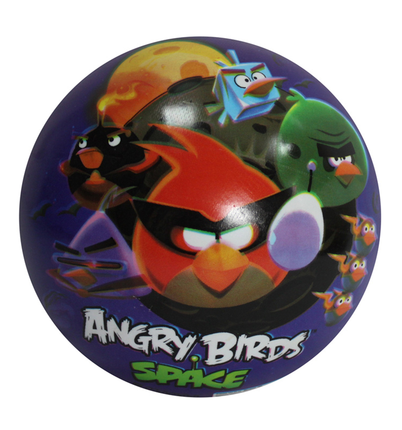 Резиновый мяч Angry Birds - Space