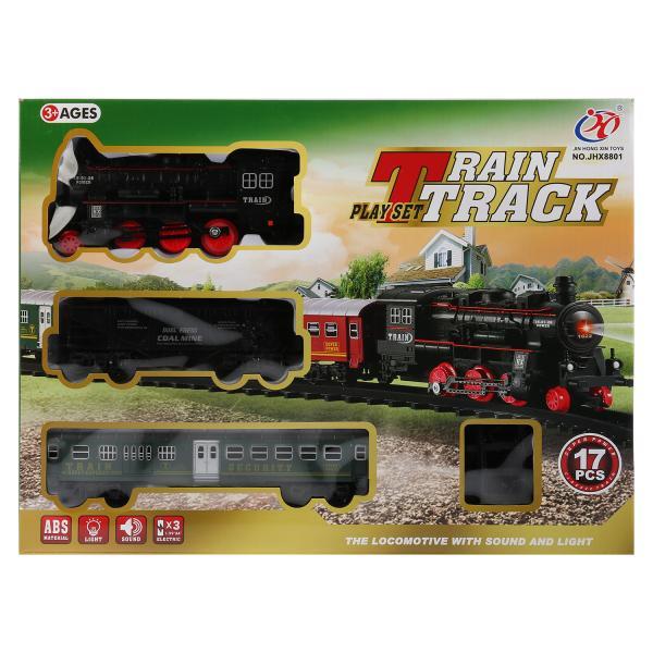 Железная дорога Train Track
