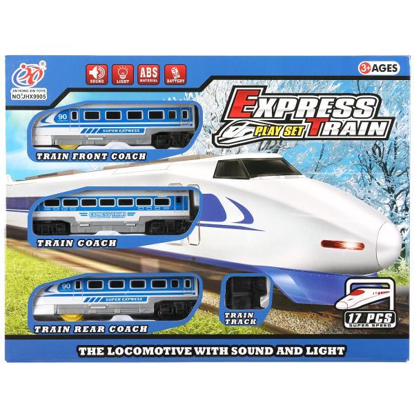 Железная дорога Express Train