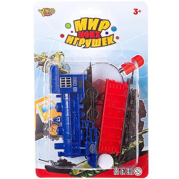 """Набор """"Мир моих игрушек"""" - Поезд, 4 предмета"""