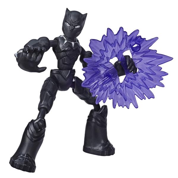 """Фигурка Мстители """"Бенди"""" - Черная пантера, 15 см"""