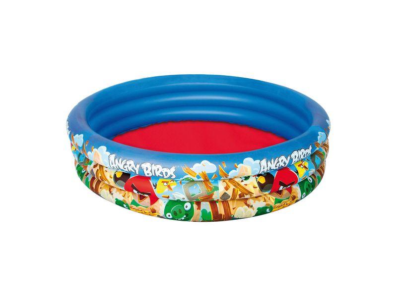 Детский надувной бассейн Angry Birds