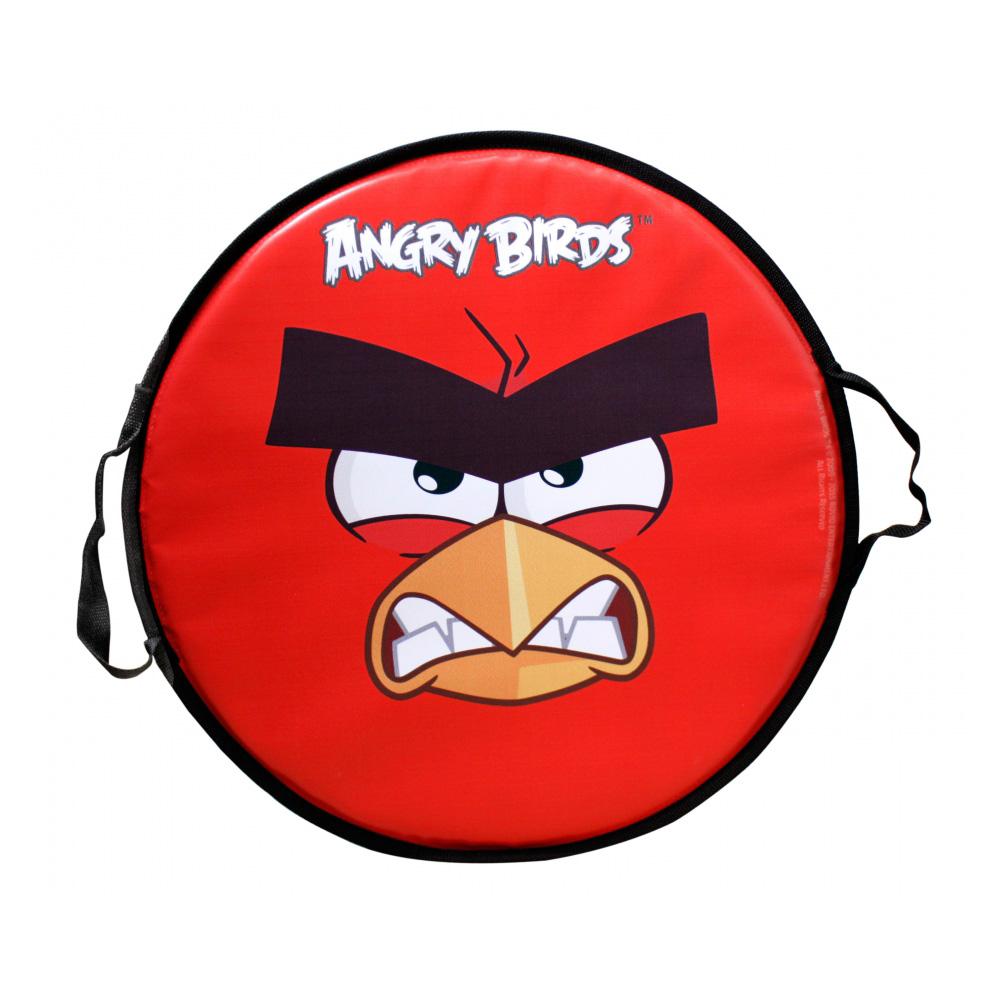 Круглая ледянка Angry Birds - Красная птица, 52 см