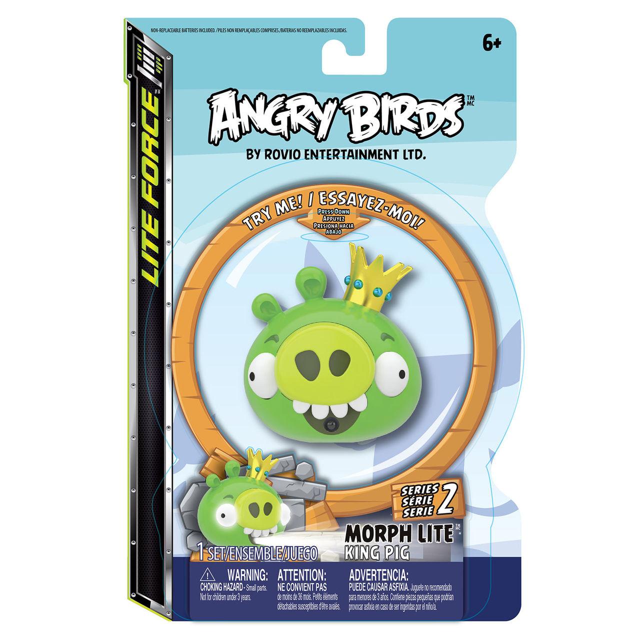 Фонарик Angry Birds