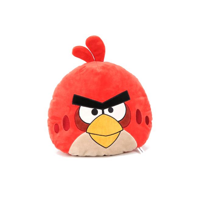 Подушка-игрушка Angry Birds - Красная Птица, 31 см