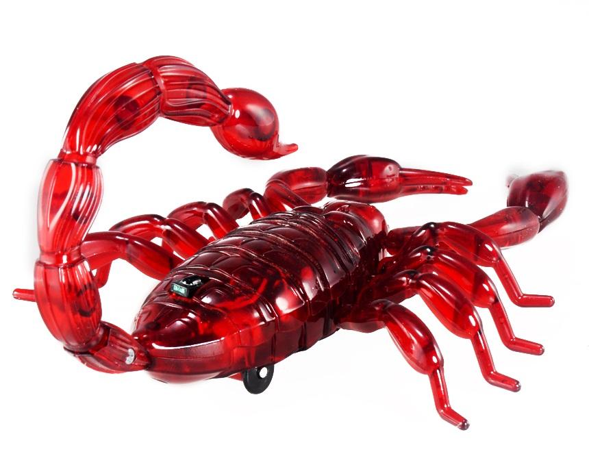 рамках этой картинки игрушки скорпиона среди