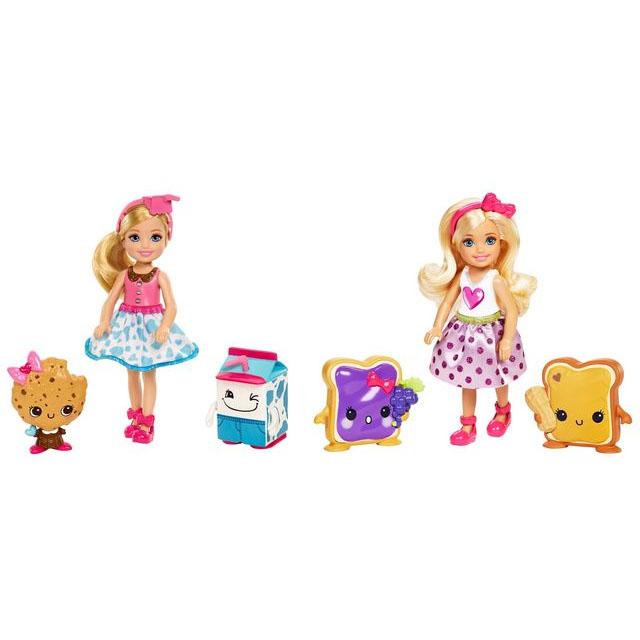 Кукла Barbie - Челси и сладости