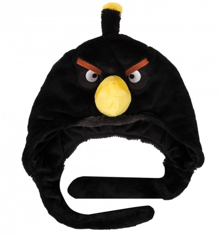 Шапка Angry Birds - Bomb