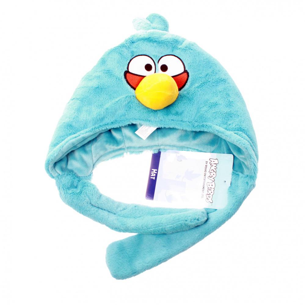 Шапка Angry Birds - Blue bird