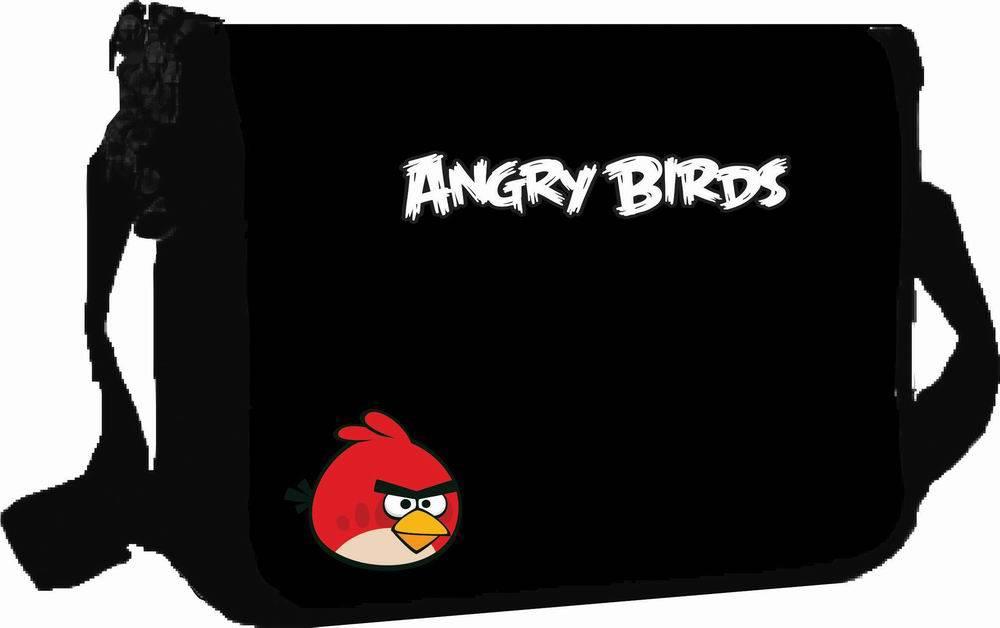 Сумка Angry Birds, 30.5 х 25.5 х 10 см