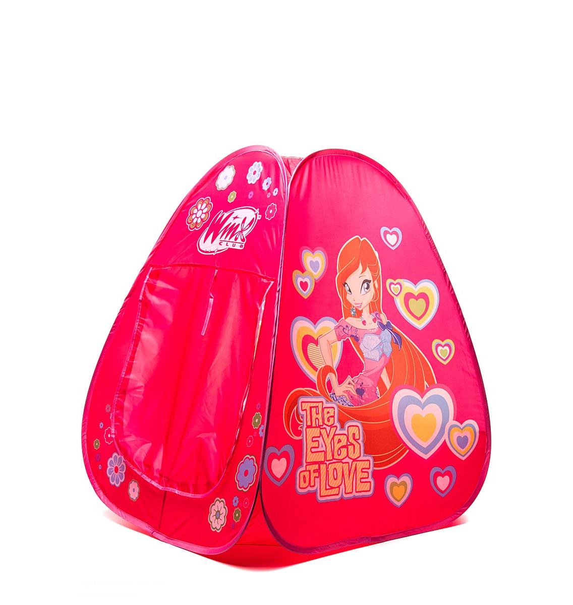 Детская игровая палатка Winx