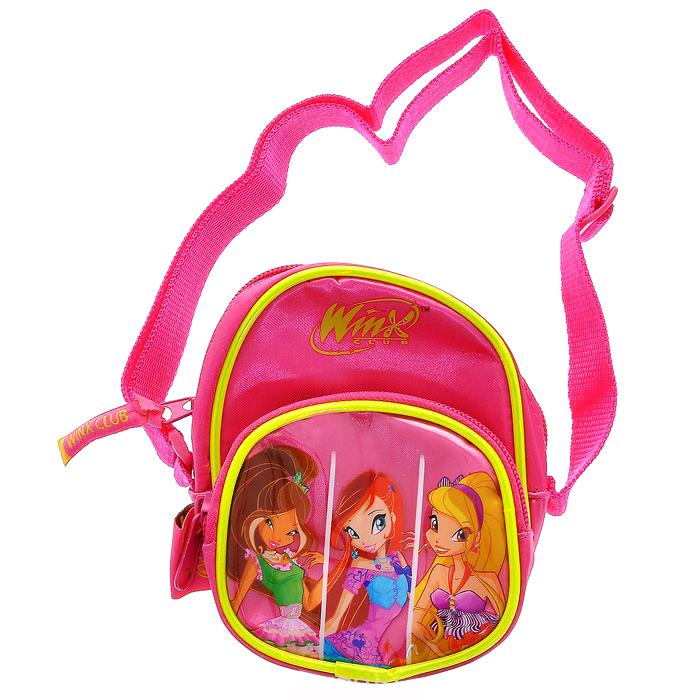 """Стильная детская сумка """"Клуб Винкс"""""""