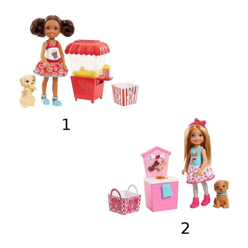 """Кукла Barbie """"Челси и щенок"""""""