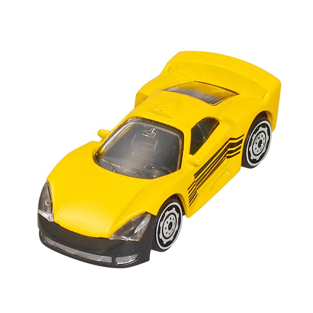 Картинка желтой машинки