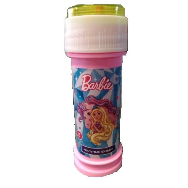 """Мыльные пузыри """"Барби"""", 50 мл"""