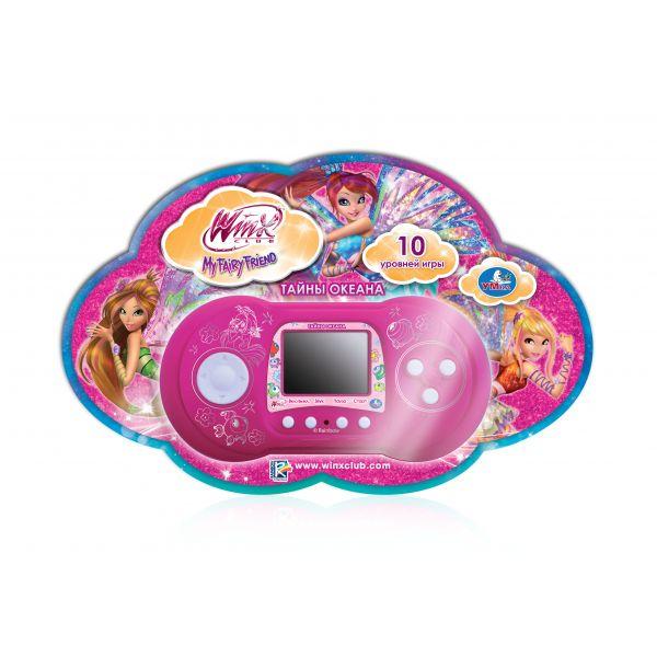 Электронная игра для девочек Winx - Тайны океана