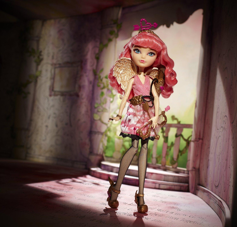 Фото куклы эвер афтер хай кьюпид
