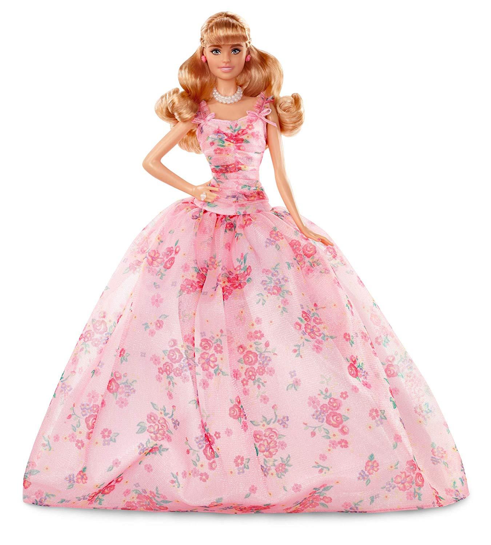 """Коллекционная кукла """"Барби"""" - Пожелания ко дню рождения"""