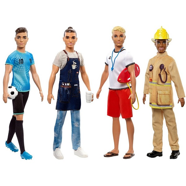 "Кукла Барби ""Кем быть"" - Кен"
