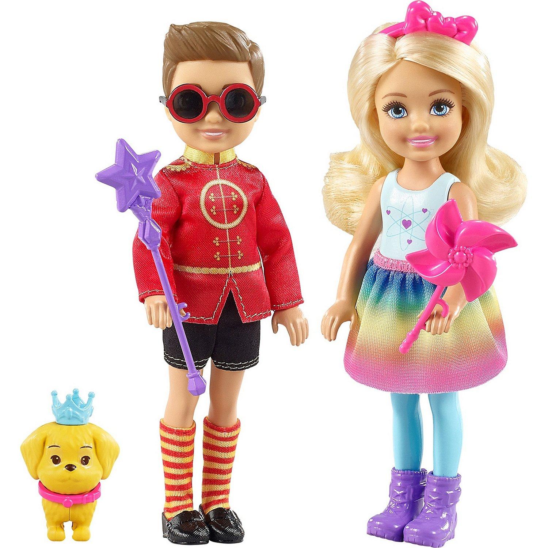 Barbie® Челси и Нотто набор