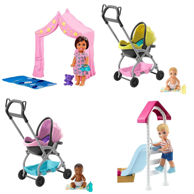 """Игровой набор Барби """"Игра с малышом"""""""