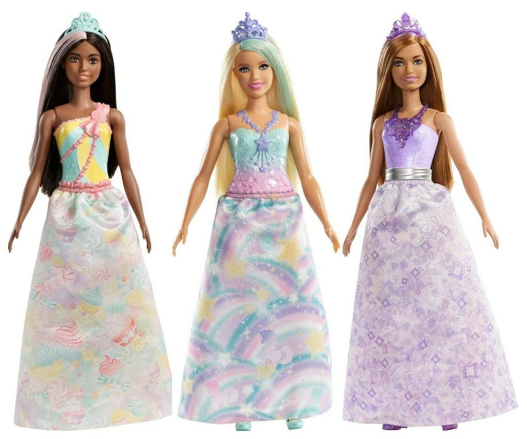 """Кукла Барби """"Волшебные принцессы"""""""