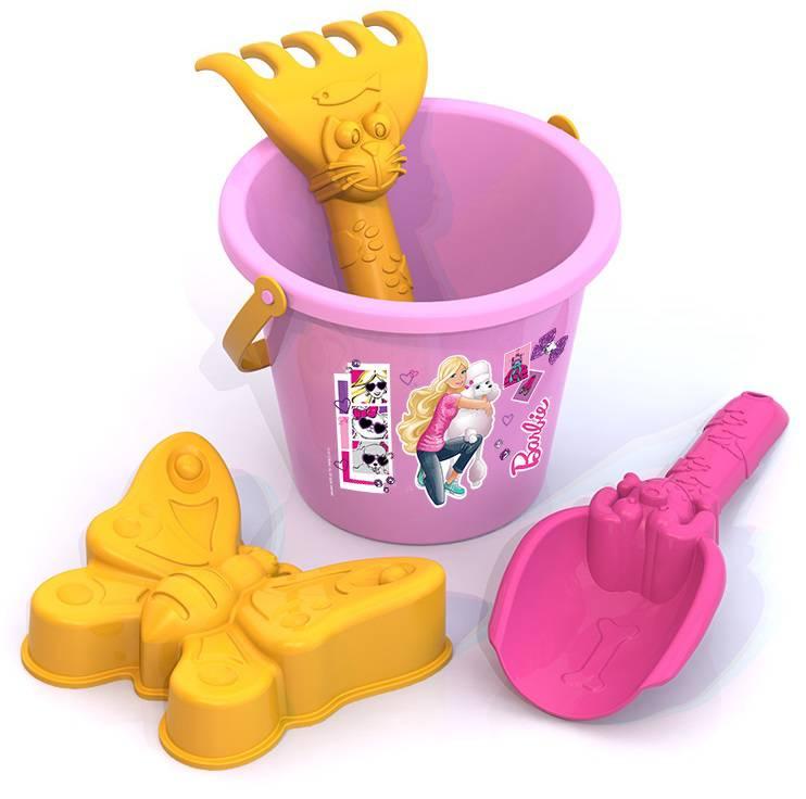 """Набор для песка """"Кукла Барби"""" - №1"""