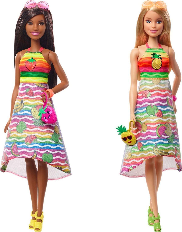 """Кукла Barbie Crayola """"Фруктовый сюрприз"""""""