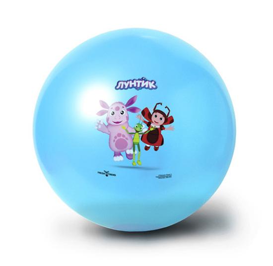 "Мяч ""Лунтик"", голубой, 32 см"