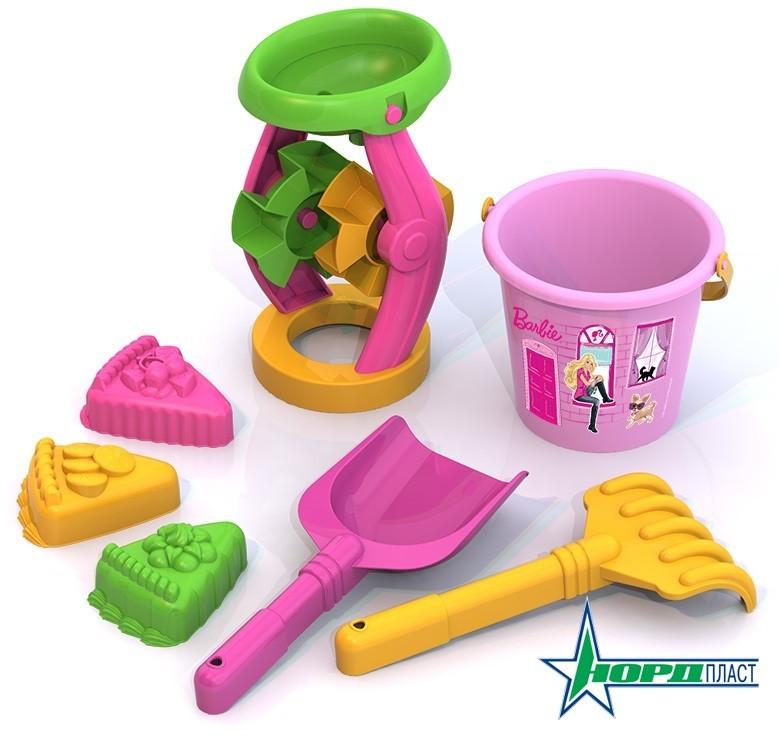 Набор для песка Barbie №6
