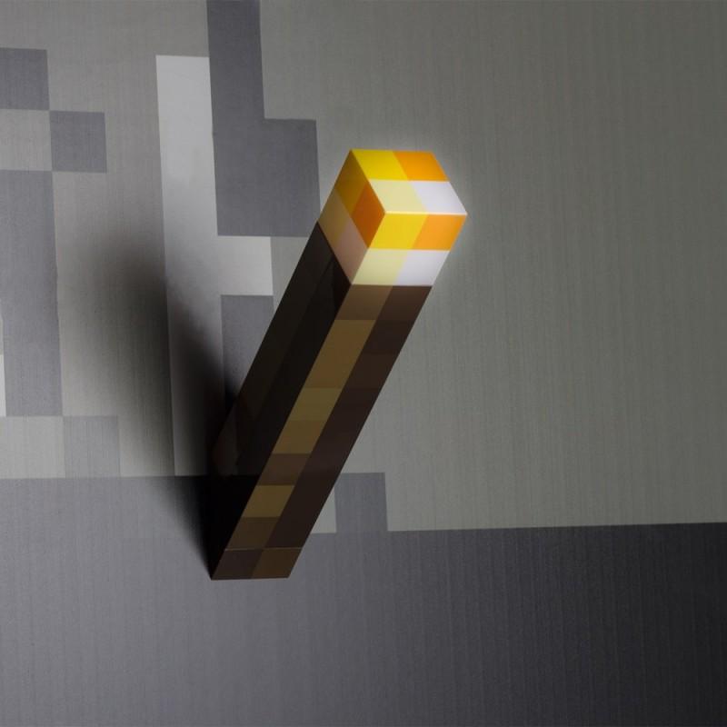 Майнкрафт светильник