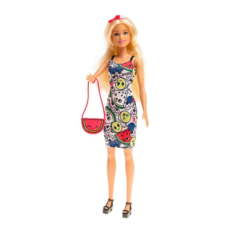 Кукла Barbie Crayola с ароматной одеждой