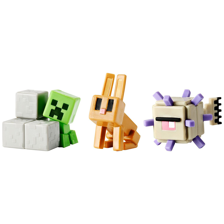 игрушки из майнкрафт во владивостоке #2