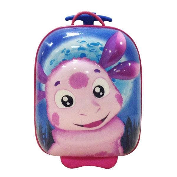 "Детский чемодан с 3D рисунком ""Лунтик"""