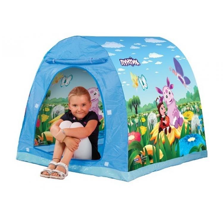 Детская палатка «Лунтик», 120 х 100 х 90 см