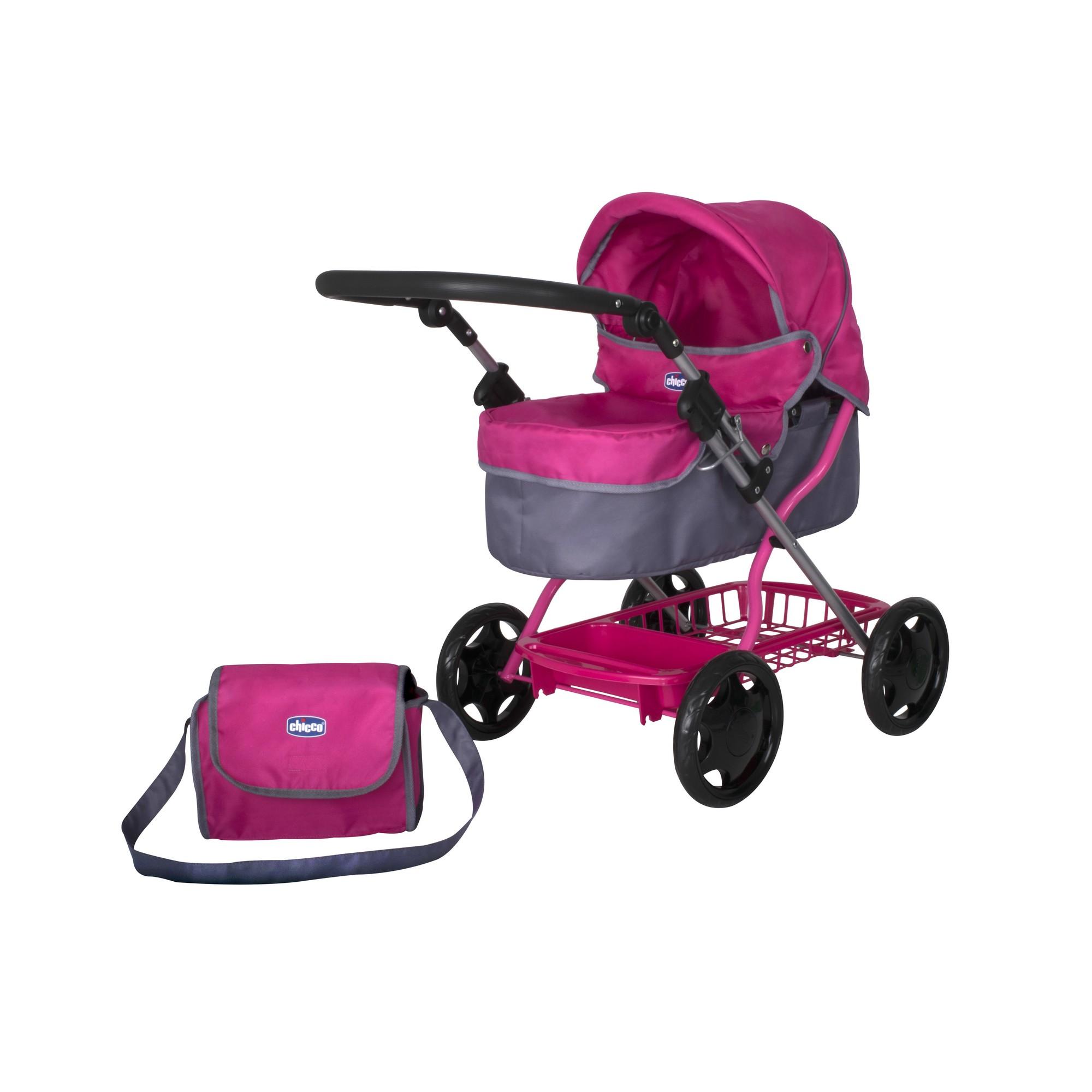 Городская коляска для кукол Chicco Junior Urban Pram