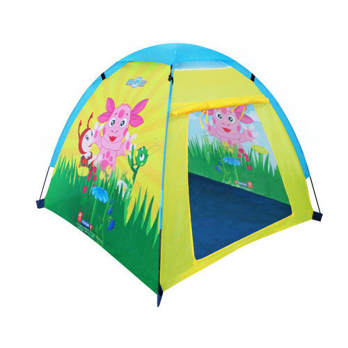 """Палатка в форме купола """"Лунтик"""""""