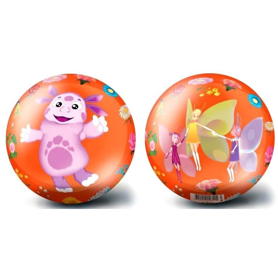 """Мяч """"Лунтик"""", оранжевый, 15 см"""