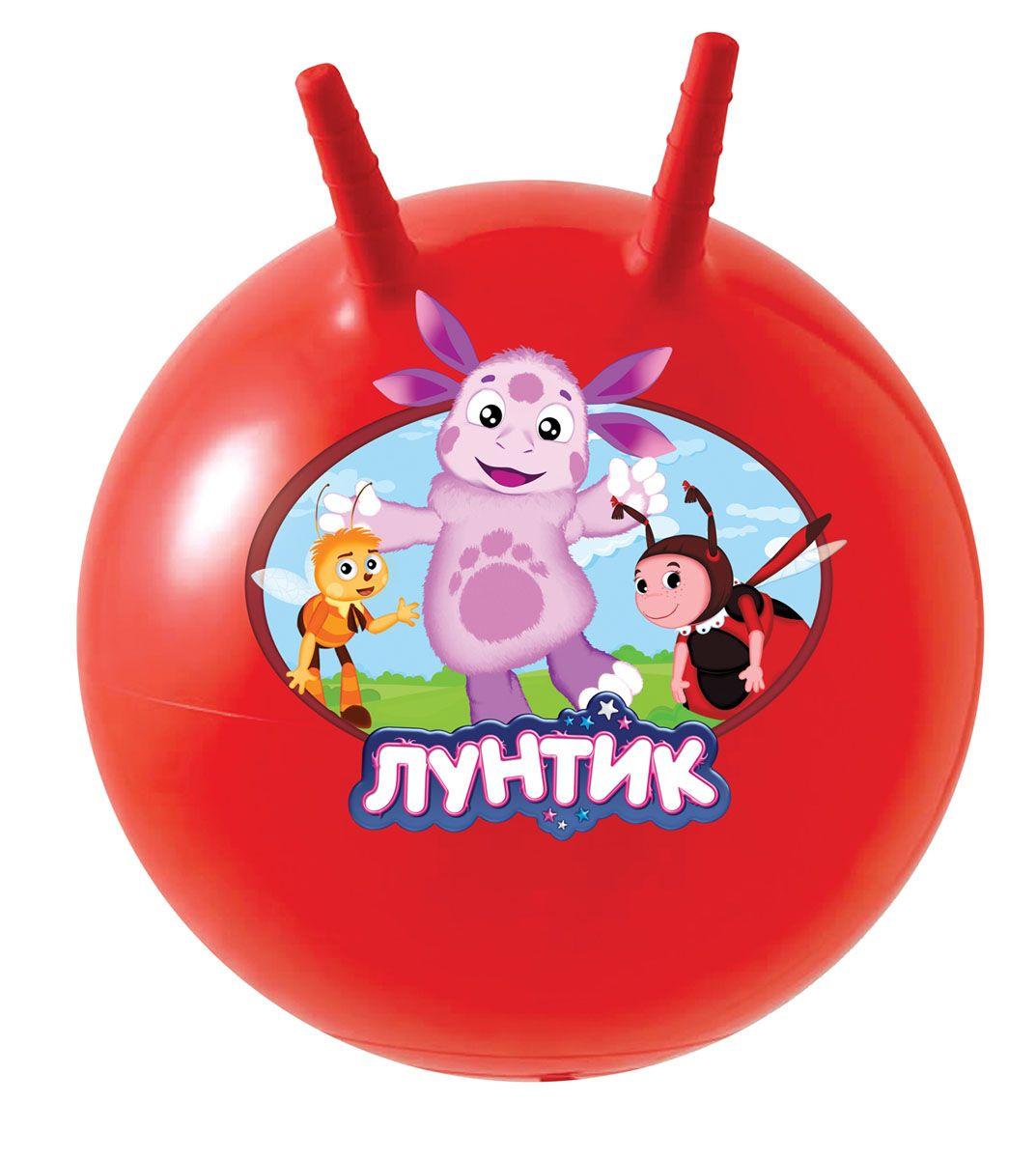 Мяч-попрыгун «Лунтик», 45-50 см