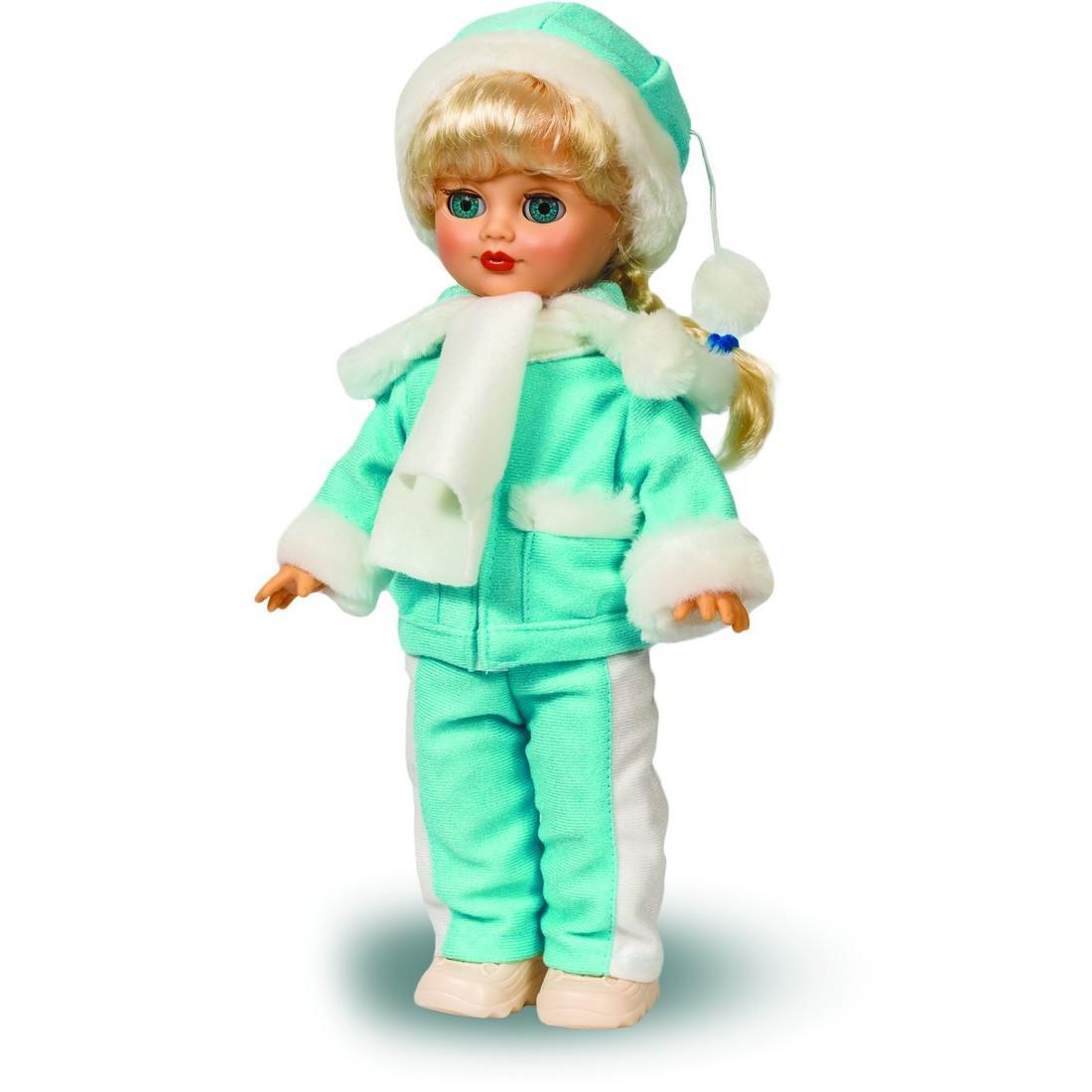 Картинки кукол в зимней одежде