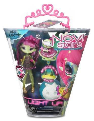 Кукла Novi Stars Alie Lectric (подсветка)
