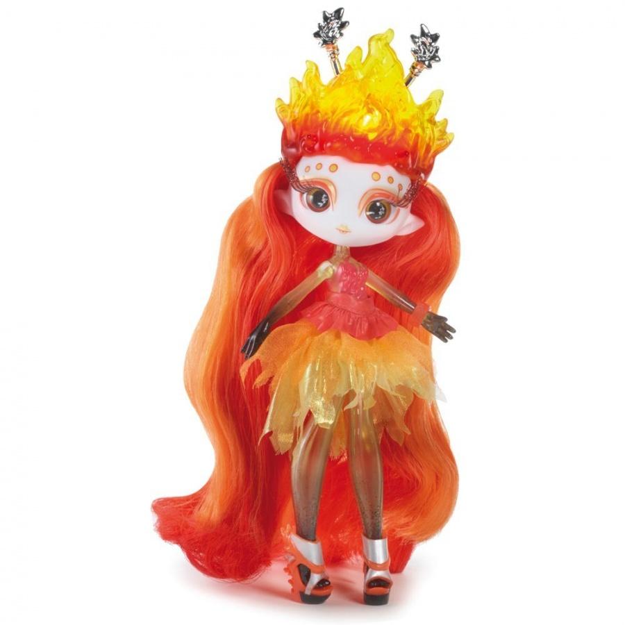 """Кукла """"Novi Stars"""" - Инопланетные друзья, Ina Ferna (светящиеся волосы)"""