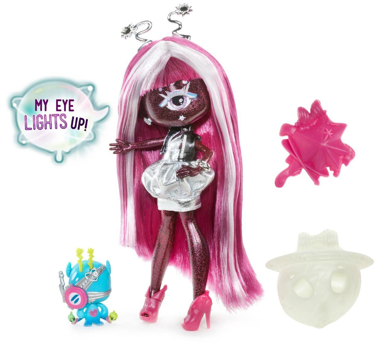 """Кукла """"Novi Stars"""" Sila Clops (светящийся глаз)"""
