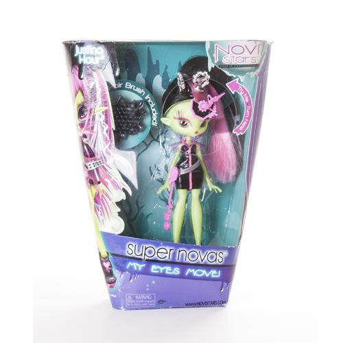 """Кукла Novi Stars """"Инопланетные друзья"""" - Хранительница времени"""
