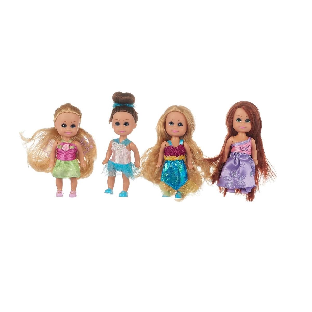Игровой набор Sparkle Girlz - Куклы-феи №2, 10 см