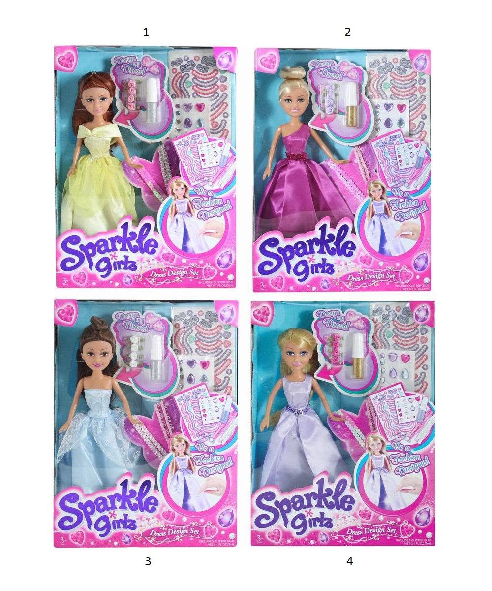 Кукла Sparkle Girlz с аксессуарами, 28 см