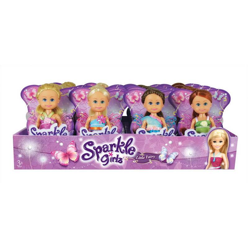 Кукла Sparkle Girlz - Маленькая Фея, 10 см