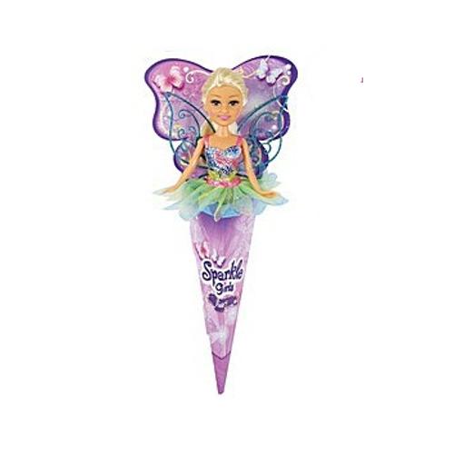 "Кукла Sparkle Girlz ""Фея"" в светло-зеленой юбочке, 27 см"