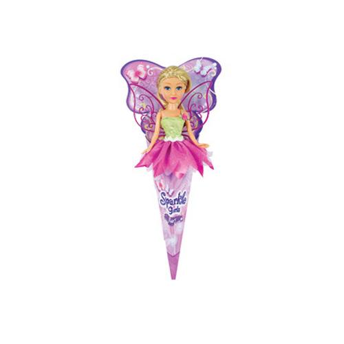 "Кукла Sparkle Girlz ""Фея"" в розовой юбочке, 27 см"