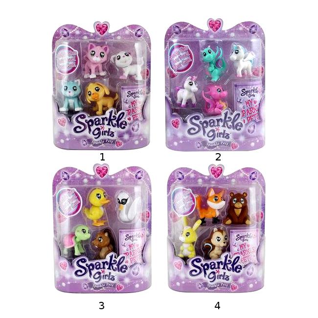 Игровой набор Sparkle Girlz - Питомцы